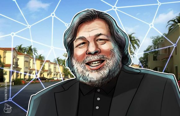 Apple's Steve Wozniak Plans to Get 'Involved' in Blockchain Project for First Time