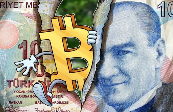 Turkish Lira's Collapse Sees Media Highlight Bitcoin's Relative Stability