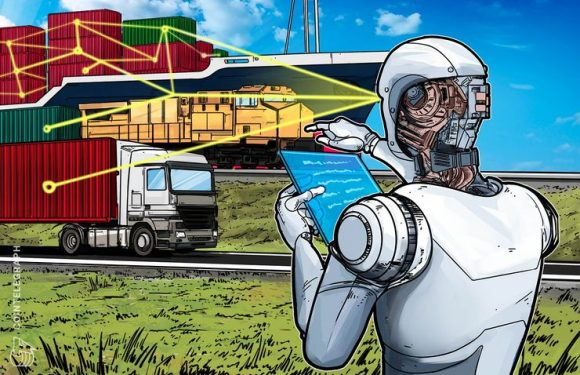 Walmart's Latest Blockchain Patent Lets Robots Conduct Deliveries Across Supply Chain
