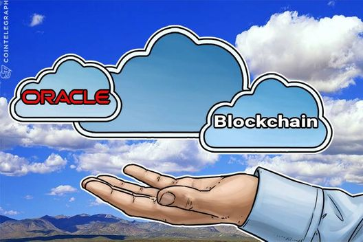 Oracle Releases Suite of Blockchain-Based Software for Supply Chain Management