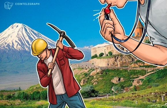 Armenian PM Attends Launch of Mining Farm Claiming to Be One of 'World's Largest'