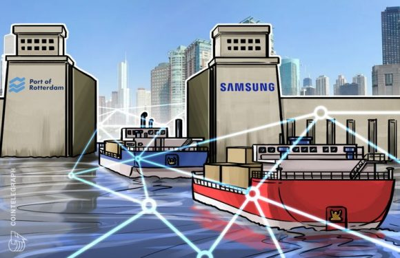 Europe's Largest Port Partners with Samsung IT Subsidiary to Test Blockchain for Shipping