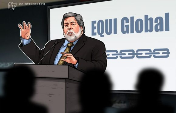 Apple's Steve Wozniak Co-Founds Blockchain-Focused Venture Capital Fund