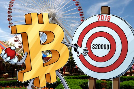 BitPay COO Sonny Singh: Bitcoin Could Hit $15-20K by End of 2019