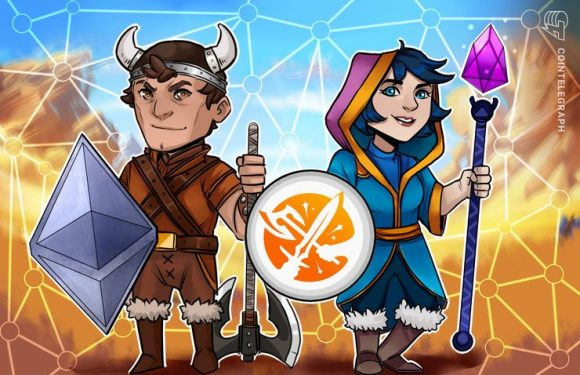 Multi-blockchain Battler: Crypto Game Allows Warriors To Get Equipped From Two Platforms