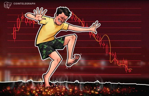 Bitcoin Hovers Just Above $3,600 as Crypto Markets See Another Slump