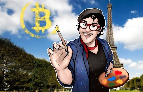 Paris 'Treasure Hunt' Sees Bitcoin Prize Worth $1,000 Up for Grabs in Wall Mural