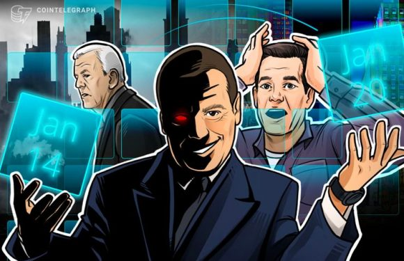 Hodler's Digest, Jan. 14–20: Top Stories, Price Movements, Quotes and FUD of the Week