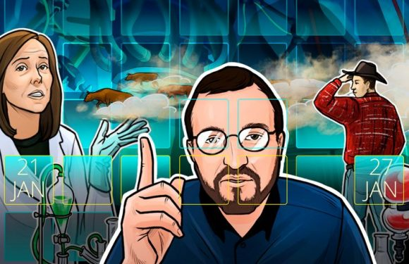 Hodler's Digest, Jan. 21–27: Top Stories, Price Movements, Quotes and FUD of the Week