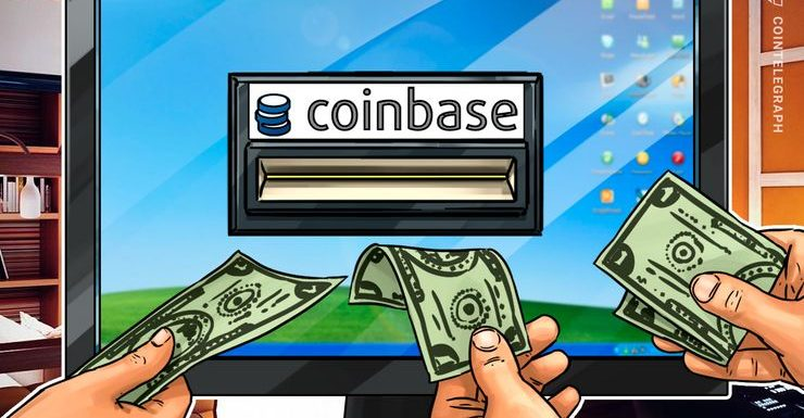 US Crypto Exchange Coinbase Launches Paypal Withdrawals Support for EU Users