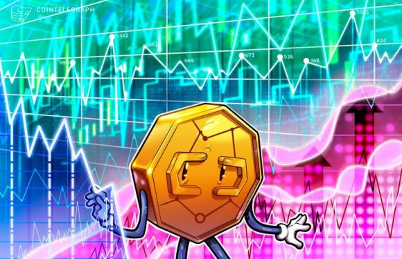 Crypto Markets Continue to See Mixed Signals, Dow Jones Up Over 360 Points