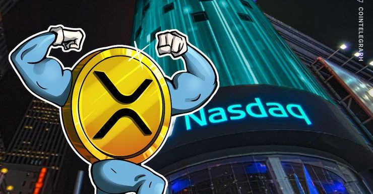 Nasdaq Adds Brave New Coin's XRP Index to Global Data Service