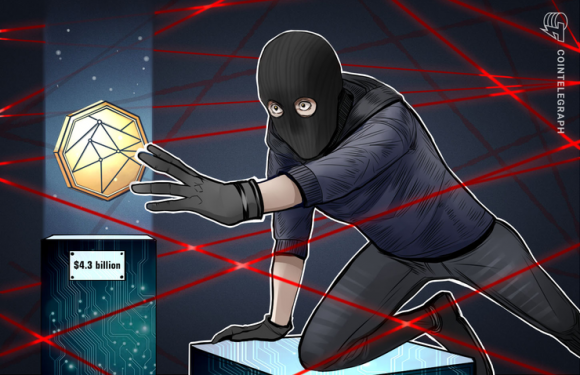 Cyber Criminals Netted $4.3B From Crypto-Related Crime in 2019: Study