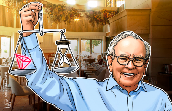 Tron's Justin Sun to Reschedule Warren Buffett Lunch 'Very Soon'