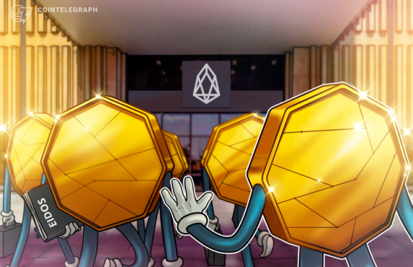 EOS Blockchain Congested: EIDOS Airdrop 95% of Transfers