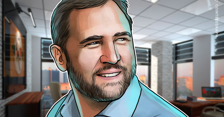Ripple CEO: We Can't Control XRP Price Any More Than Bitcoin Whales