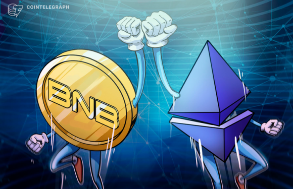 BNB/ETH Trading Pair Added to Binance DEX