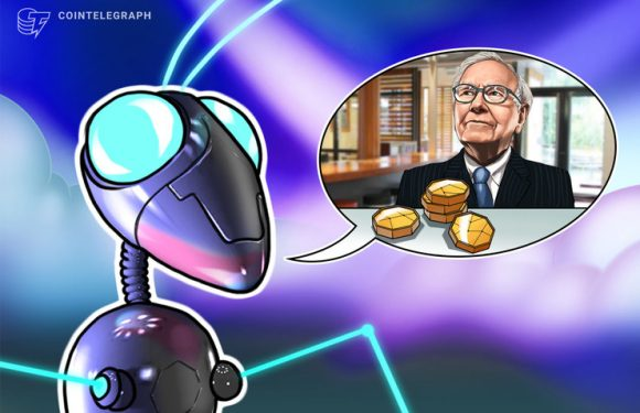 Blockchain Proves Warren Buffett Holds Crypto Gift, Says Justin Sun